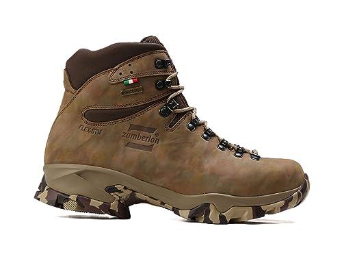 3de7d5783b3 Zamberlan Men's 1013 Leopard GTX Leather Hunting Boots: Amazon.ca ...