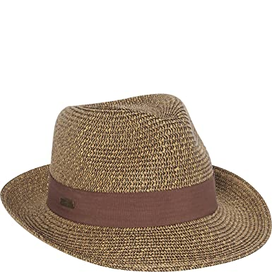 Amazon.com  Sun  N  Sand Paper Braid Hat (One Size - Black)  eBags 13a9ca0e9a20