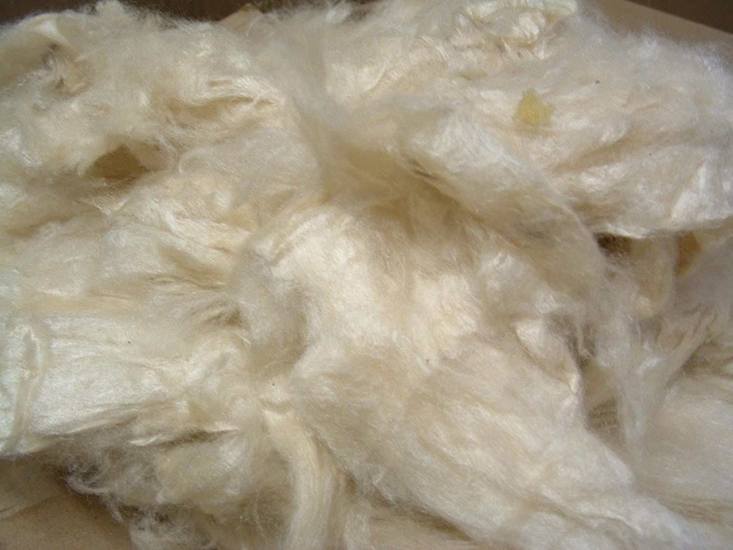 Organic Cotton Plus Shredded Talalay Rubber Stuffing Material 1 Pound