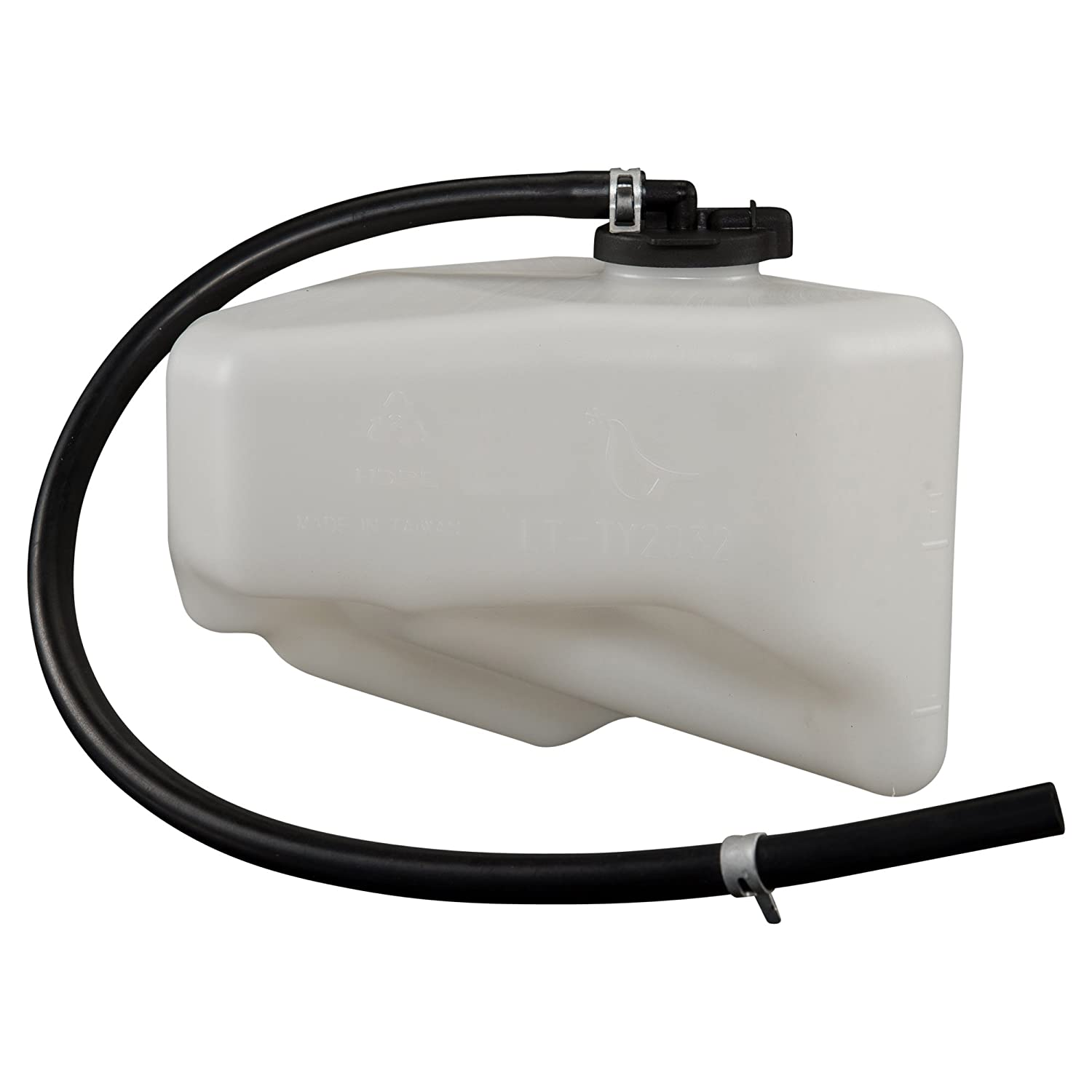 Coolant Tank Reservoir for 2004-2007 Toyota Highlander 3.3L fits TO3014121 / 16470-20100/1647020100 / 671-50378 Parts Galaxy