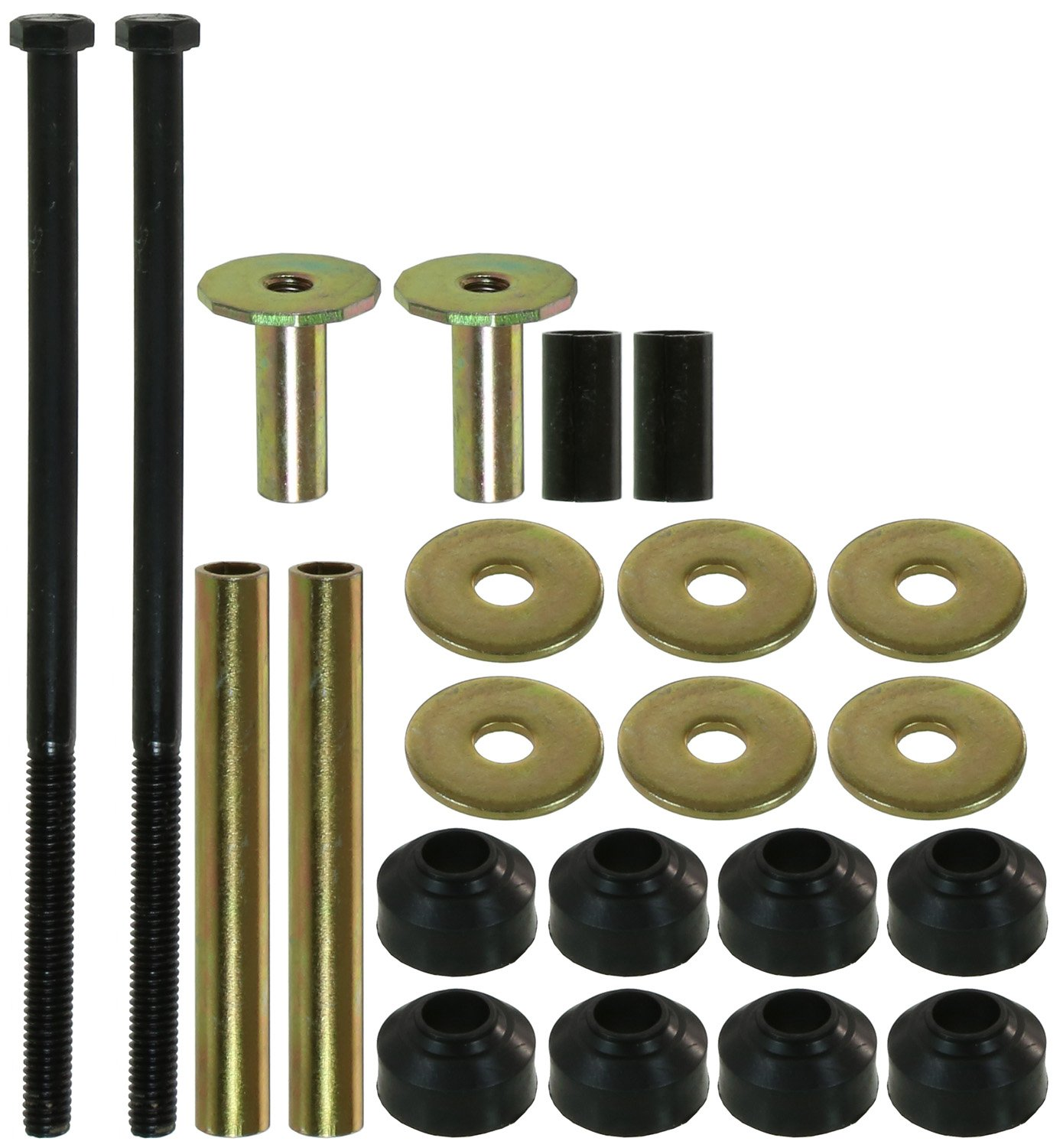 ACDelco 45G2019 Professional Front Suspension Stabilizer Bar Link Kit with Hardware