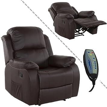 Fernsehsessel Mit Massage Heizung Liegefunktion Tv Relaxsessel