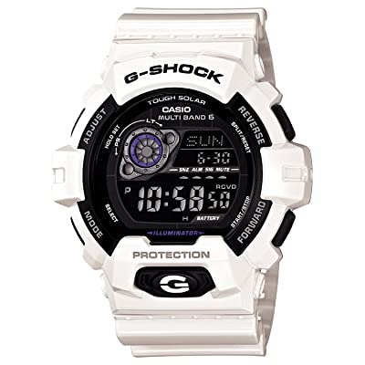Casio G-SHOCK Tough Solar MULTIBAND6 GW-8900A-7JF (Japan Import)