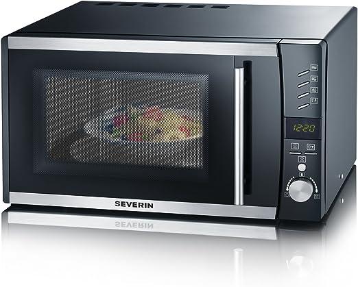 Severin MW 7864 - Microondas con grill y aire caliente circulante ...