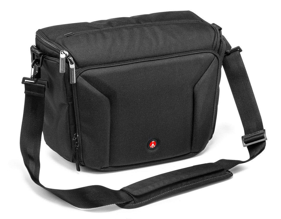 Manfrotto Professional 40 Shoulder Bag for Camera   B00FYX1GO2