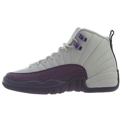save off 27723 a3591 Amazon.com   Air Jordan Retro 12 Desert Sand Desert Sand (GS) (7 M US Big  Kid)   Basketball
