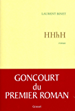 HHhH (Littérature Française)