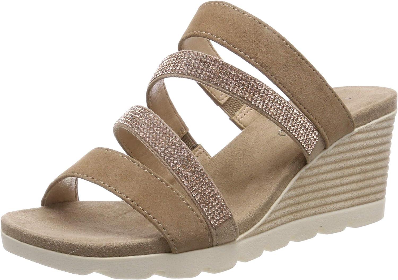 CAPRICE Elena, Mules para Mujer: Amazon.es: Zapatos y complementos