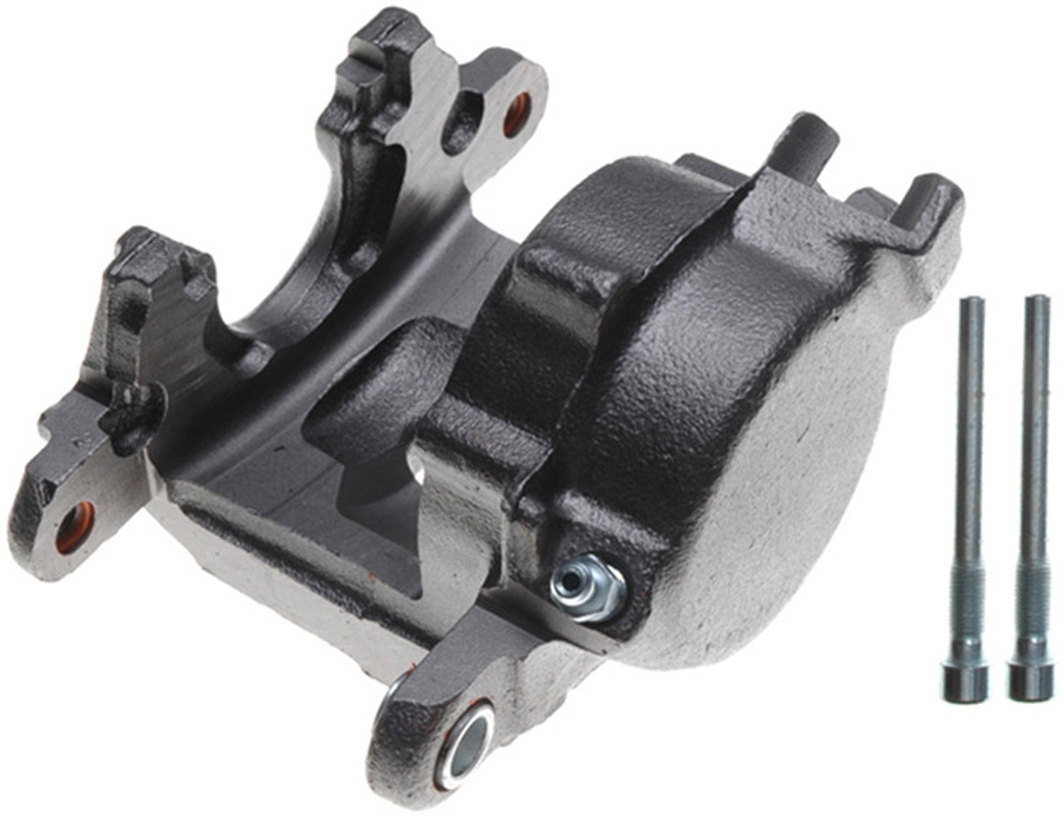 Remanufactured ACDelco 18FR626 Professional Front Driver Side Disc Brake Caliper Assembly without Pads Friction Ready Non-Coated