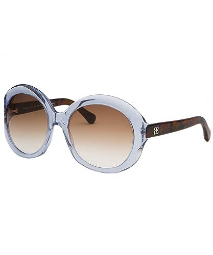 Amazon.com: Balenciaga anteojos de sol BAL0123/S de la mujer ...