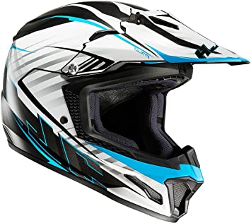 HJC Helmets HJC cl de XY II – Blaze/MC2 – Cross Casco/Enduro