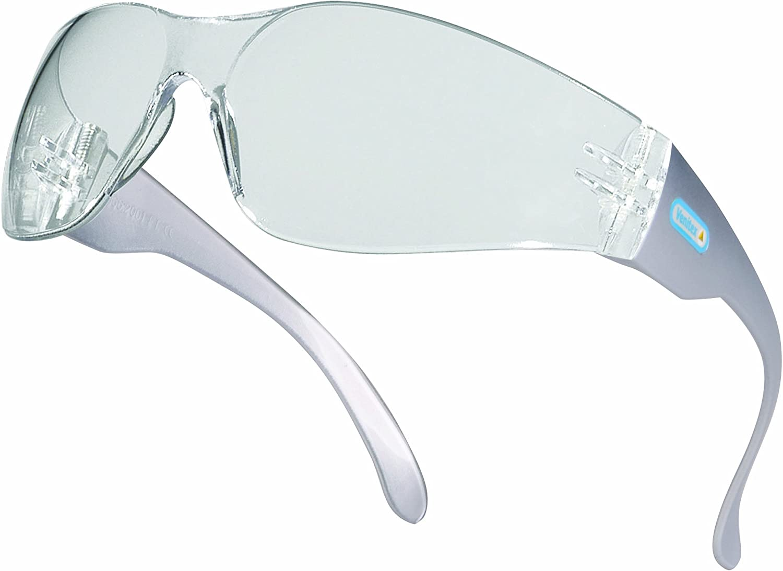 Venitex BRAVA - Gafas de seguridad para ciclismo, color transparente