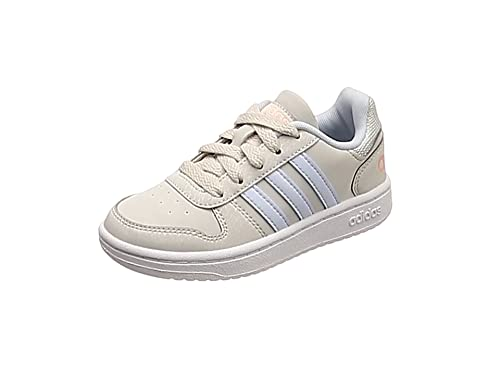 adidas Unisex Kids  Vs Hoops 2.0 K Fitness Shoes Black  Amazon.co.uk ... e7e5e672e
