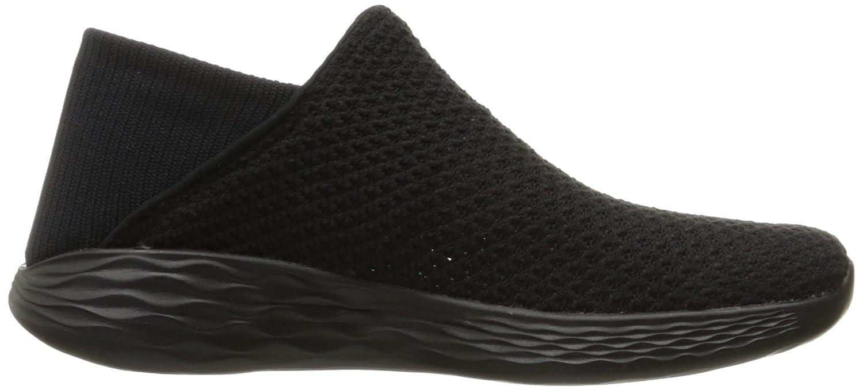 Skechers Women's You Movement Slip-On US|Black Shoe B01N6QYR2K 5 B(M) US|Black Slip-On 5fa961