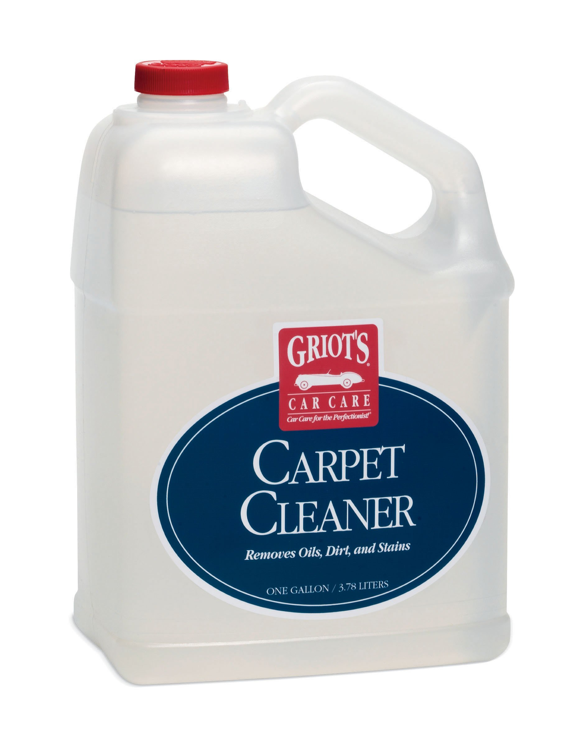 Griot's Garage 11272 Gallon Carpet Cleaner Gallon