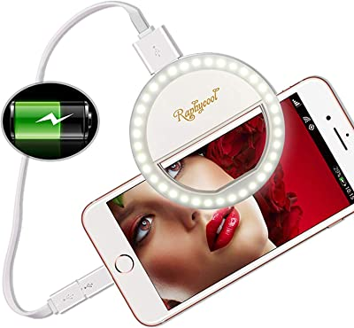 Raphycool Selfie Light Rechargeable