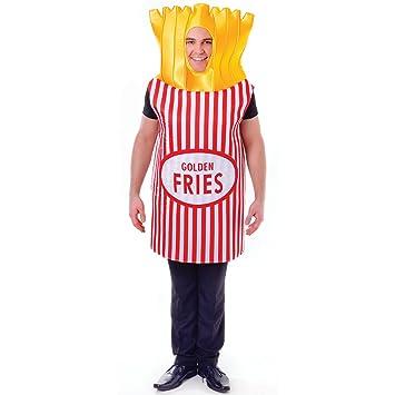 sc 1 st  Amazon.com & Amazon.com: Adults French Fries Costume: Toys u0026 Games