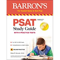 PSAT/NMSQT Study Guide: with 4 Practice Tests