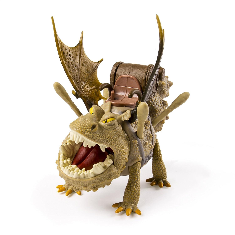 Amazon: Dreamworks Dragons, How To Train Your Dragon 2 Meatlug Power  Dragon (spike Blast): Toys & Games