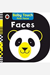 Faces: Baby Touch First Focus Board book
