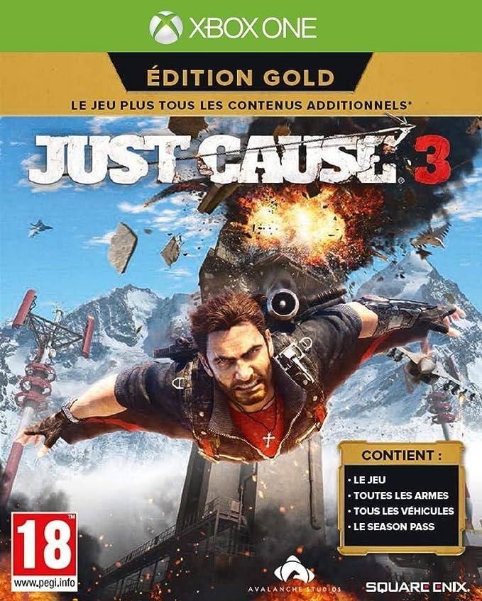 Just Cause 3 - édition gold [Importación francesa]: Xbox One: Amazon.es: Videojuegos