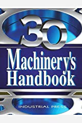 Machinery's Handbook, Large Print Hardcover