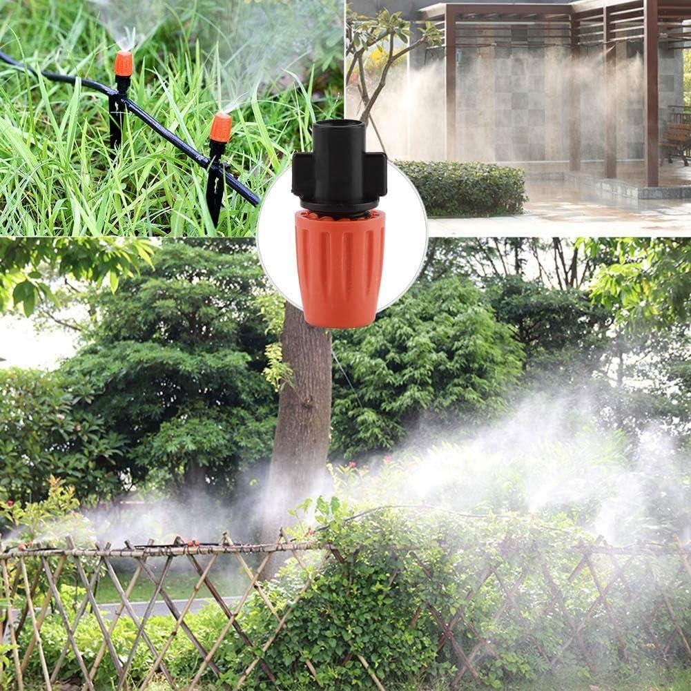 EU Plug Wifehelper Kit de Riego de Riego de Sistema de Riego Autom/ático de 10 m para Plantaci/ón de Parques de Jard/ín Producci/ón de Huertos Caseros Producci/ón Agr/ícola