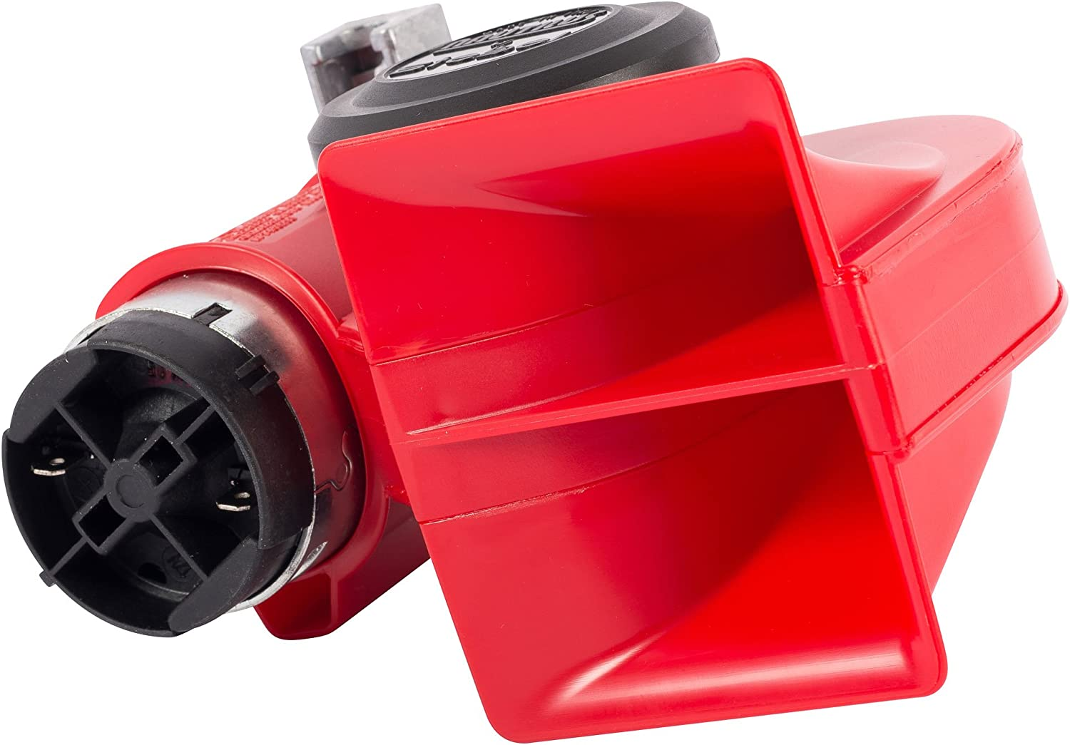 Stebel NAUTILUS RED 12V twin tone air Horn