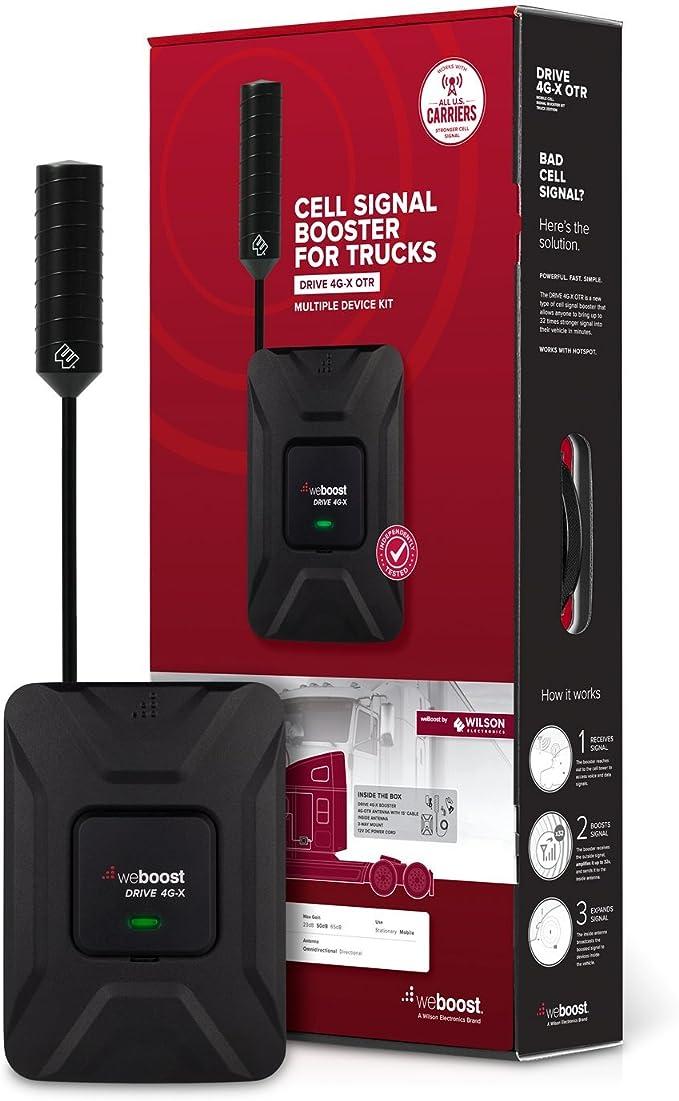Amazon.com: WeBoost Drive - Altavoz de teléfono móvil para ...