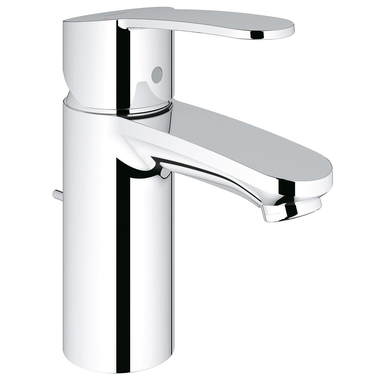 Eurostyle Cosmopolitan S-Size Single-Handle Single-Hole Bathroom Faucet - 1.2 GPM