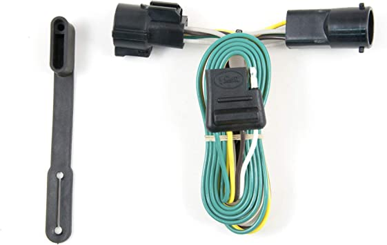 Amazon.com: CURT 56031 Vehicle-Side Custom 4-Pin Trailer Wiring Harness,  Select Ford F-150: Automotive | Ford F150 Trailer Wire Harness |  | Amazon.com