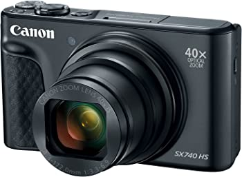 Refurb Canon PowerShot SX740 Digital Camera w/40x Optical Zoom