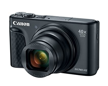 Canon PowerShot SX740 Digital Camera