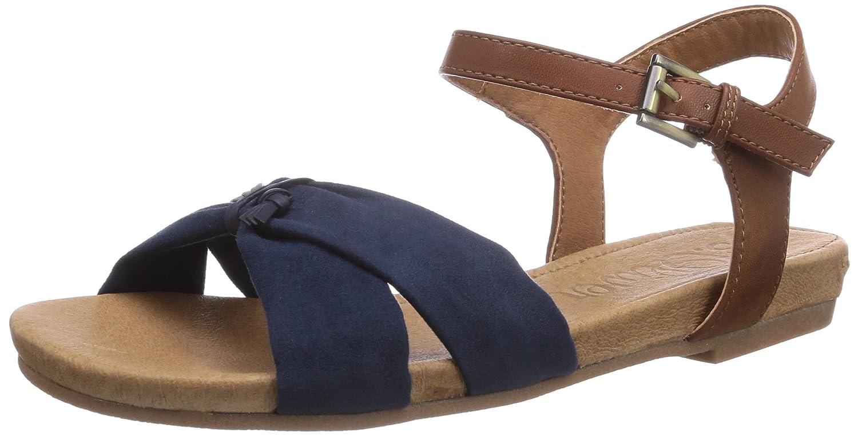 Sandalette Damen sOliver dunkelblau Die Besten Preise Zu Verkaufen ... a08db98a36
