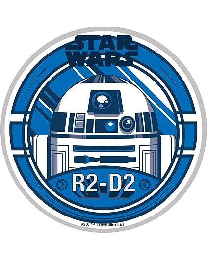 COOLMP - Lote de 3 Discos azymeR2-D2 - Star Wars 20 cm ...