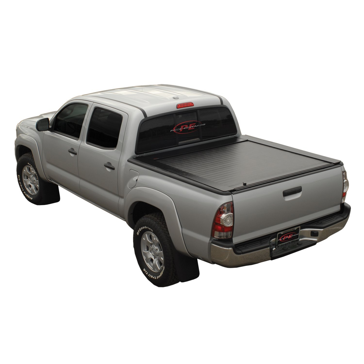 Amazon.com: Pace Edwards TR5050 JackRabbit Retractable Tonneau Rail: Automotive