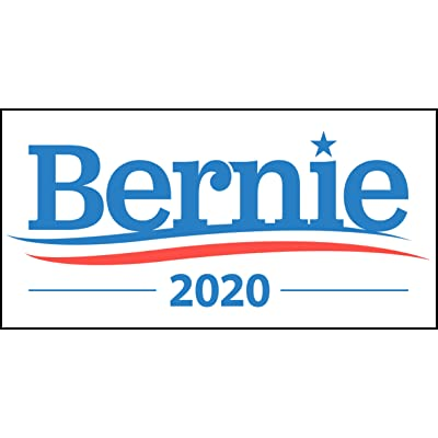 "Bernie Sanders for President 2020 - Car and Truck Magnet 8"" x 4"": Automotive"