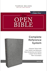 The NKJV, Open Bible, eBook: Complete Reference System Kindle Edition