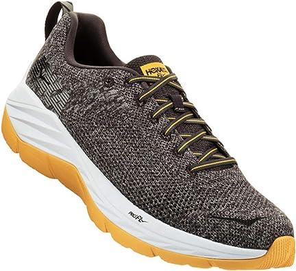 HOKA ONE ONE Mens Mach Running Shoe Nine Iron/Alloy Size 14 D US ...