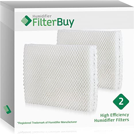 HF 2 Pack MD1-1002 Vornado Humidifier Wick Filter