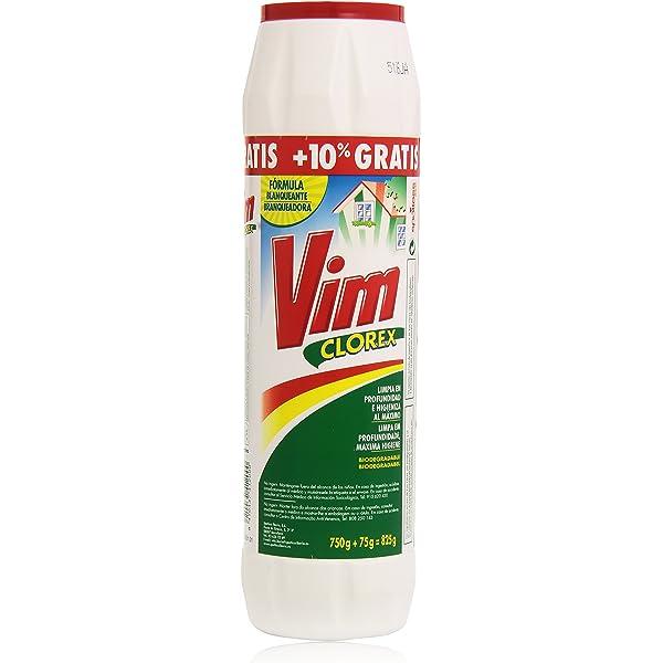 Vim Clorex Limpiador biodegradable - 750 ml: Amazon.es: Amazon Pantry