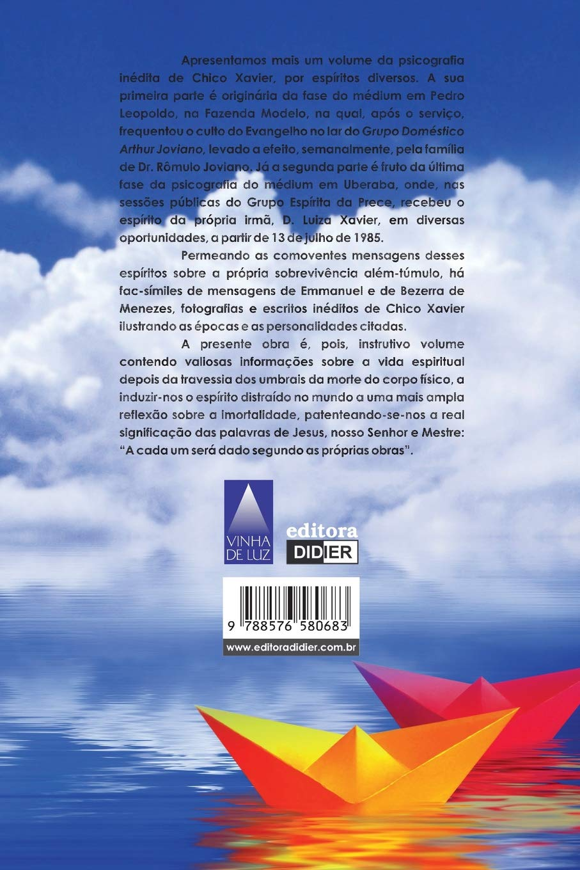 Depois Da Travessia (Portuguese Edition): Chico Xavier ...