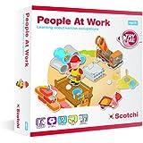 Scotchi by Happy Kidz People At Work Kids Game