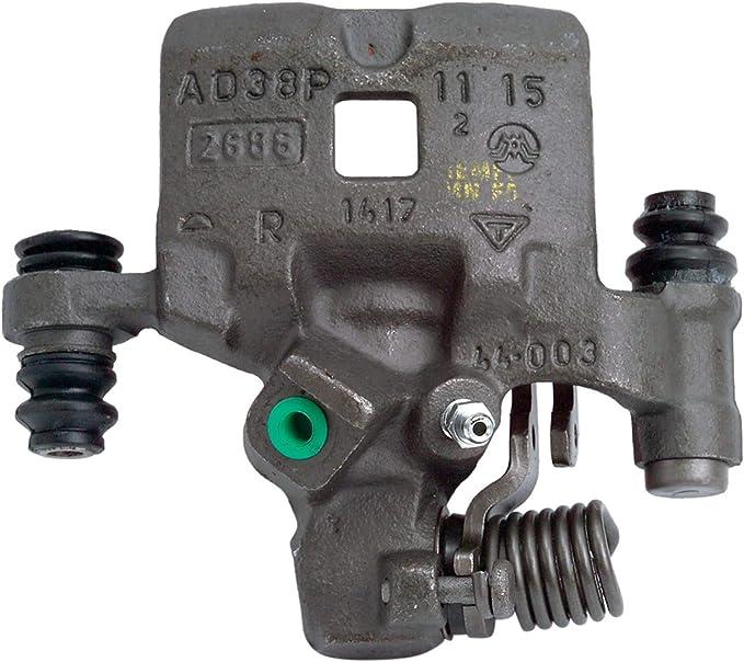Disc Brake Caliper-Unloaded Caliper Rear-Right//Left Cardone 18-4543 Reman