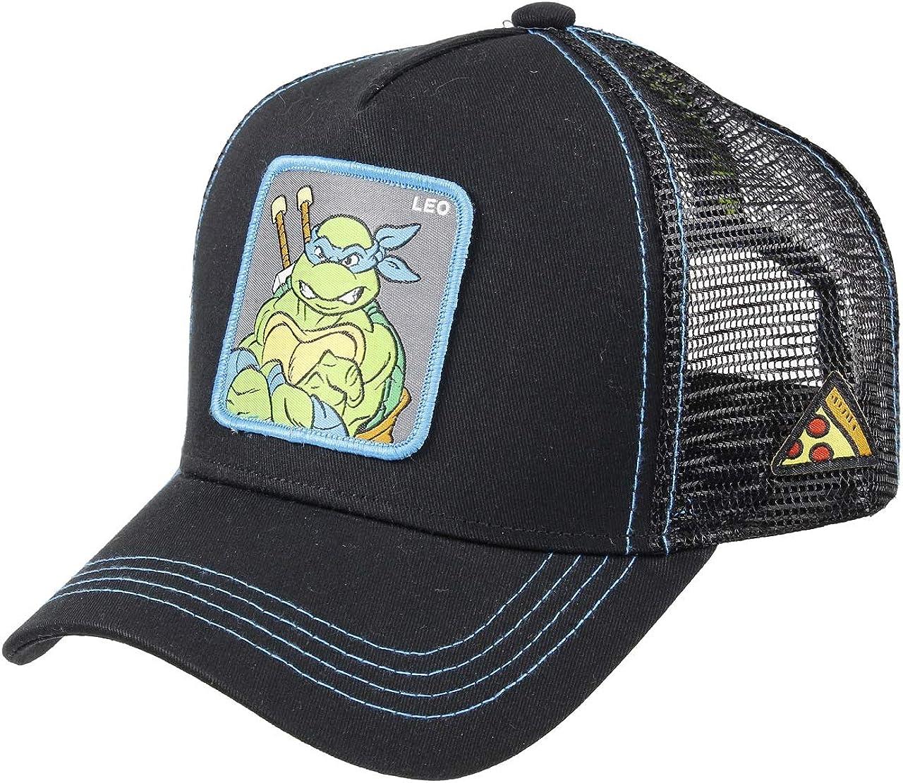 Capslab Leonardo Trucker Cap Teenage Mutant Ninja Turtles
