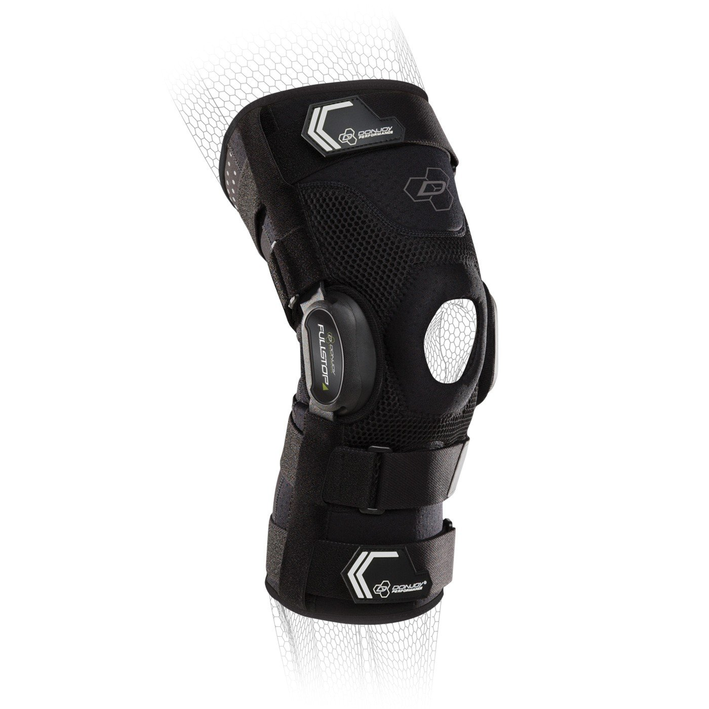DonJoy Performance Bionic FullStop Knee Brace - Large