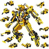Panlos Robot STEM Toy Engineering Building Blocks Building Bricks Toy kit - for Boys 6 Years Old or Older Tight Fit and Compa