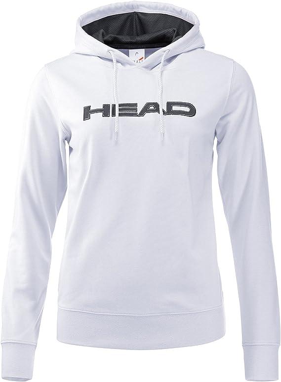 Head – Rosie Mujer Tenis Hoodie (Color Blanco/Oscuro): Amazon.es ...