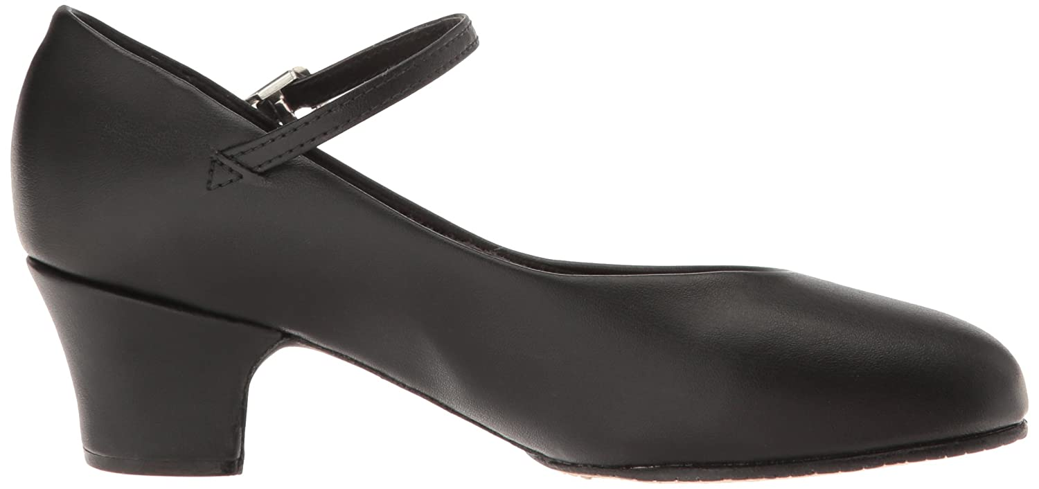 Bloch Dance Women's Broadway Lo Character US|Black Shoe B00599ZGV0 5.5 Wide US|Black Character 7fe4db
