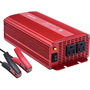 BESTEK 1000 watt power inverter - Best Car Power Inverter